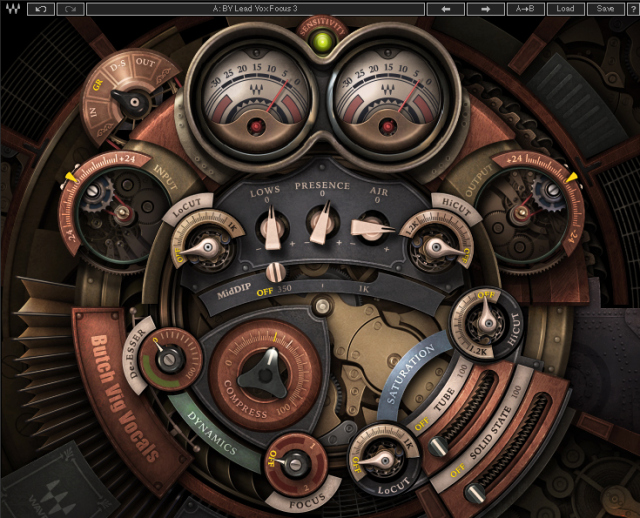 hilarious steampunk plugin