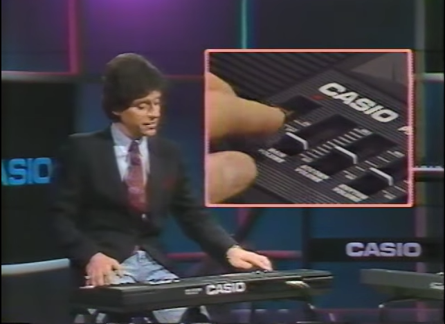 casio guy