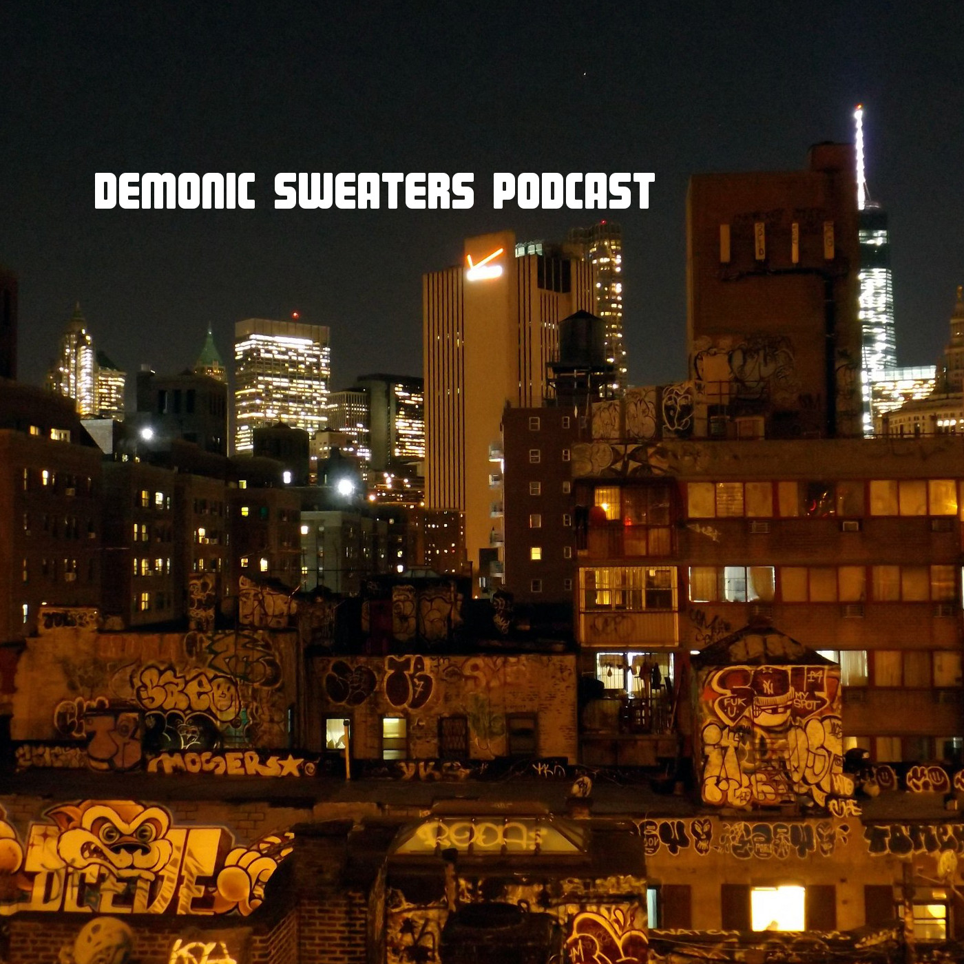 Demonic Sweaters Podcast