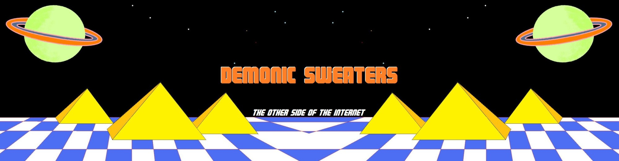 DEMONIC SWEATERS | Experimental Music | Home Recording | VSTs