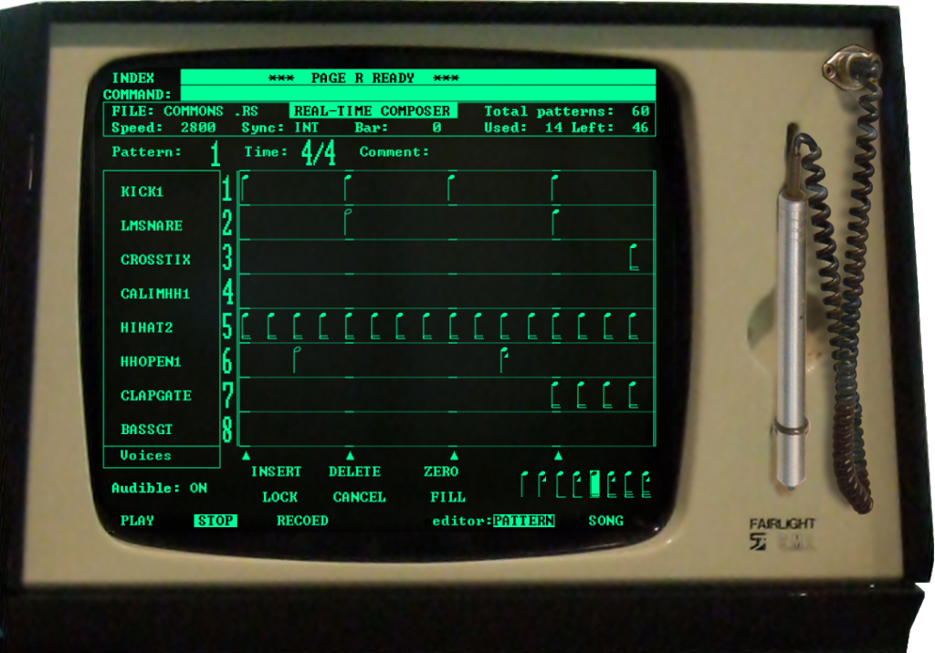 Fairlight CMI II