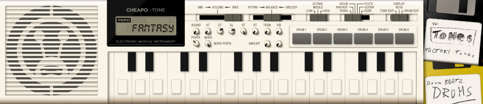 Casio Day! A free collection of Casio VST plugins and sound packs