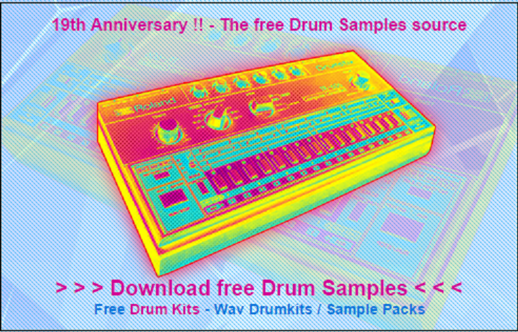 drum sample lib